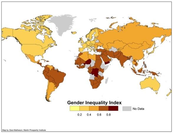 Gender-Inequality 2014